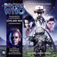 Doctor Who The Novel Adaptations 1: Love and War - Audio CD
